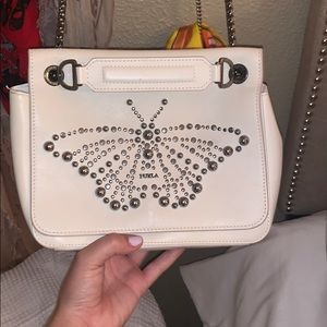 Fuels studded butterfly bag